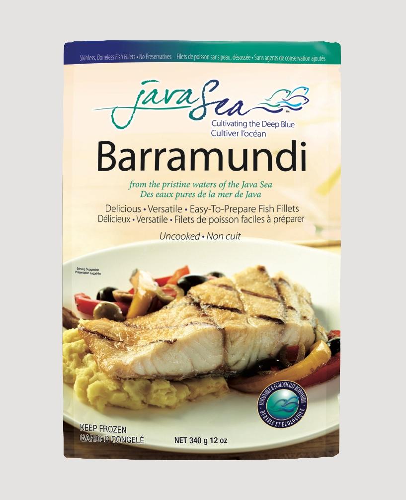 Java Sea BARRAMUNDI 12oz 30 x 20 cmFA(OL)